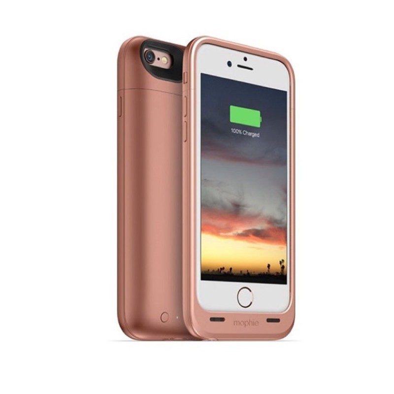 Mophie Juice Pack Air iPhone 6(S) rosé gold