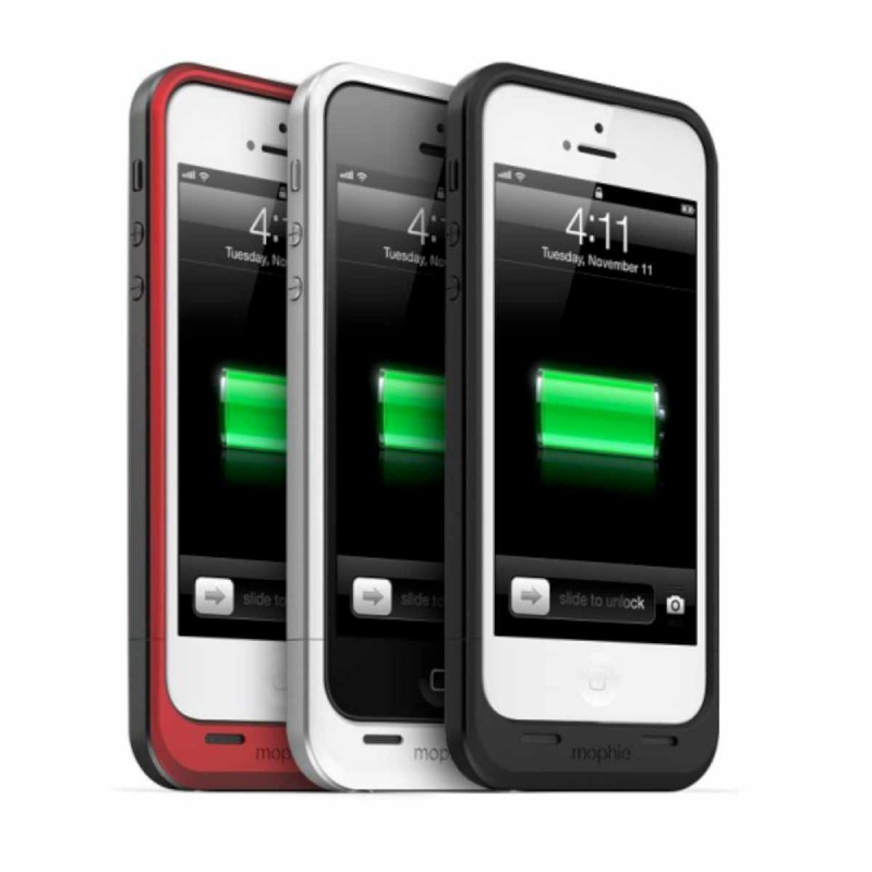 Mophie Juice Pack Air iPhone 5(S)/SE schwarz