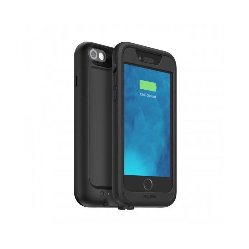 Mophie juice pack H2PRO iPhone 6(S) 2750mAh schwarz