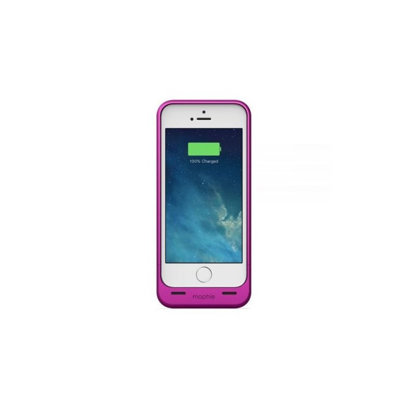 Mophie Juice Pack Helium iPhone 5(S)/SE rosa