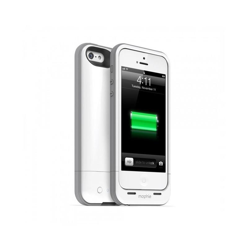 Mophie Juice pack plus iPhone 5(S)/SE 2100 mAh weiß
