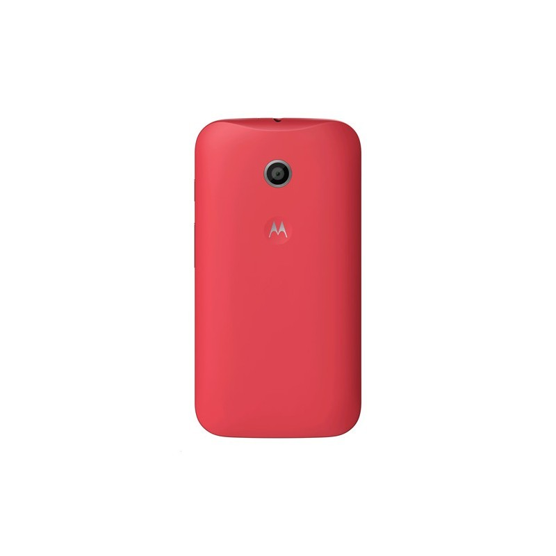 Motorola Shell für Motorola Moto E rot