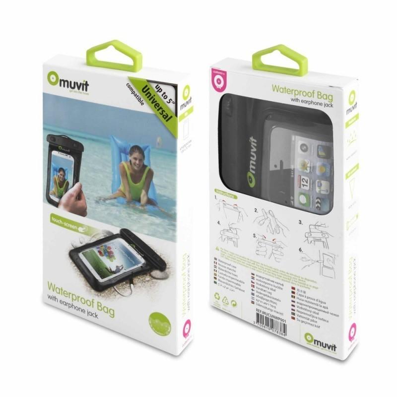 Muvit Waterproof Smartphone Schutzhülle