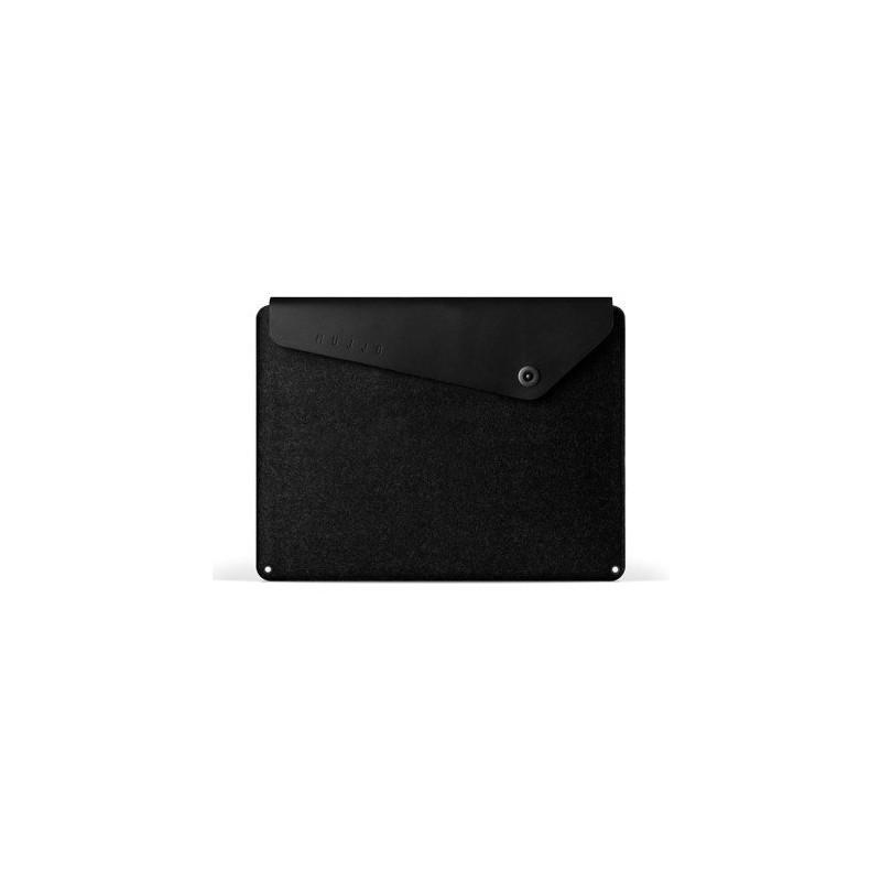 "Mujjo Sleeve MacBook Air/Pro Retina 13"" schwarz"