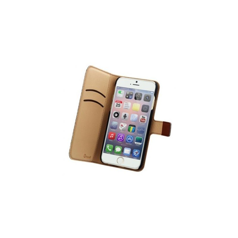Muvit Wallet Case iPhone 6(S) braun