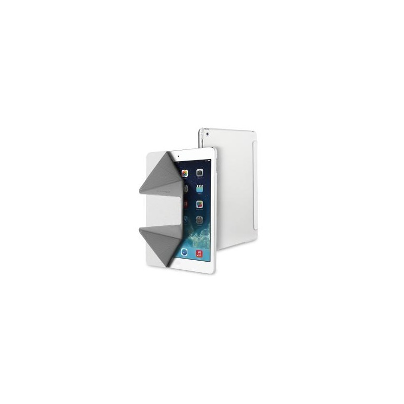 Muvit Butterfly Stand-Case iPad Air 2 weiß
