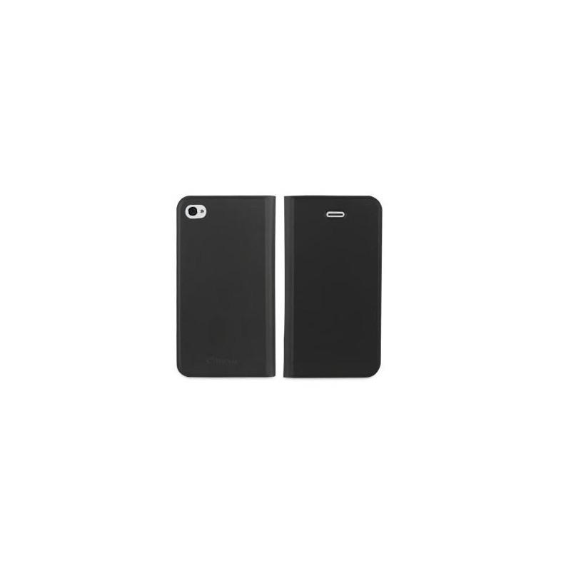 Muvit Wallet Case iPhone 5(S)/SE schwarz