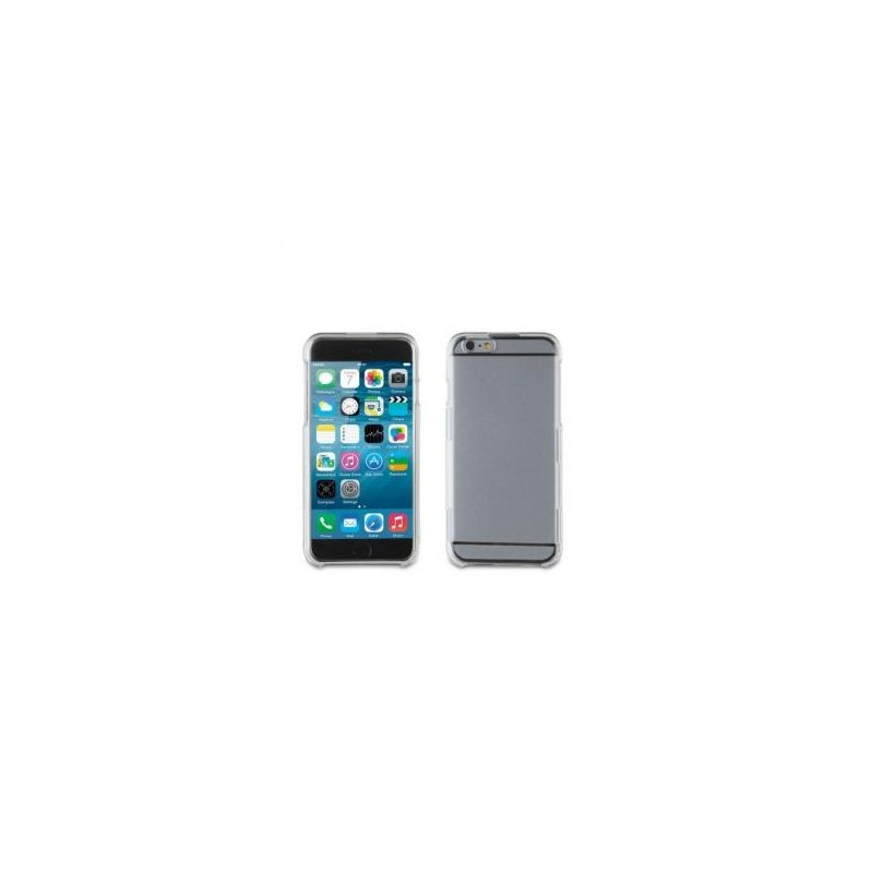 Muvit Crystal Case Rugged iPhone 6(S) transparant