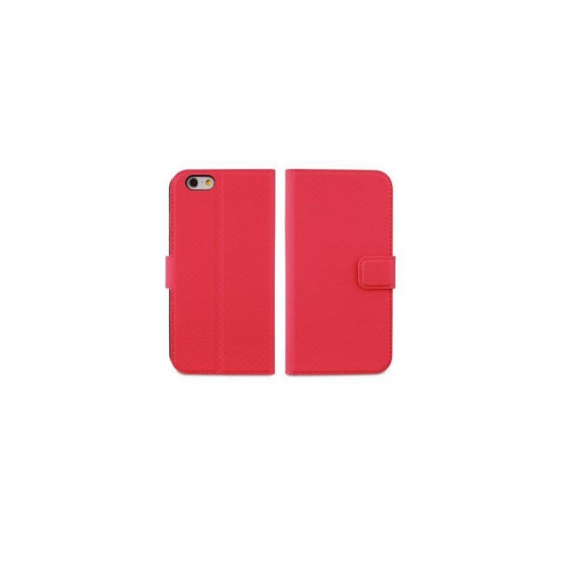 Muvit Wallet Case iPhone 6(S) rosa