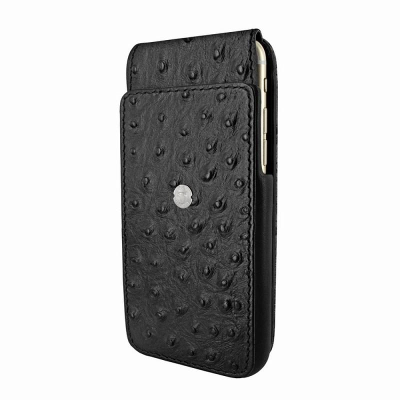 Piel Frama iMagnum iPhone 6(S) Ostrich schwarz