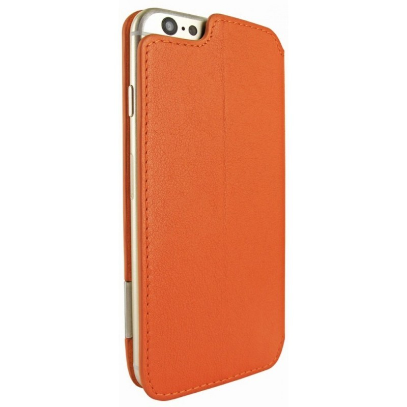 Piel Frama FramaSlim iPhone 6(S) Crocodile Swarovski orange