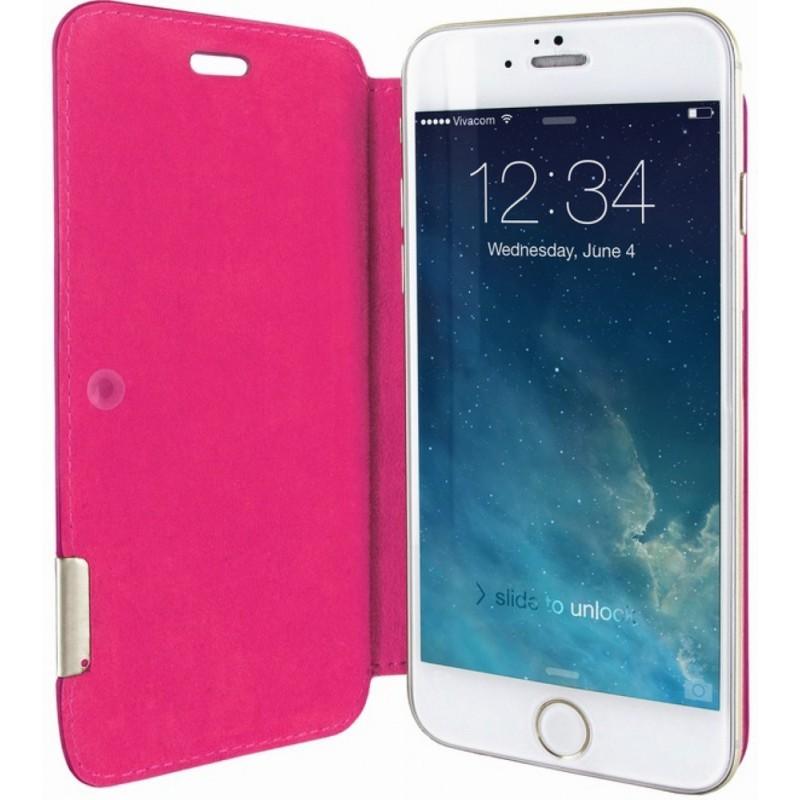 Piel Frama FramaSlim iPhone 6(S) Fuchsia rosa