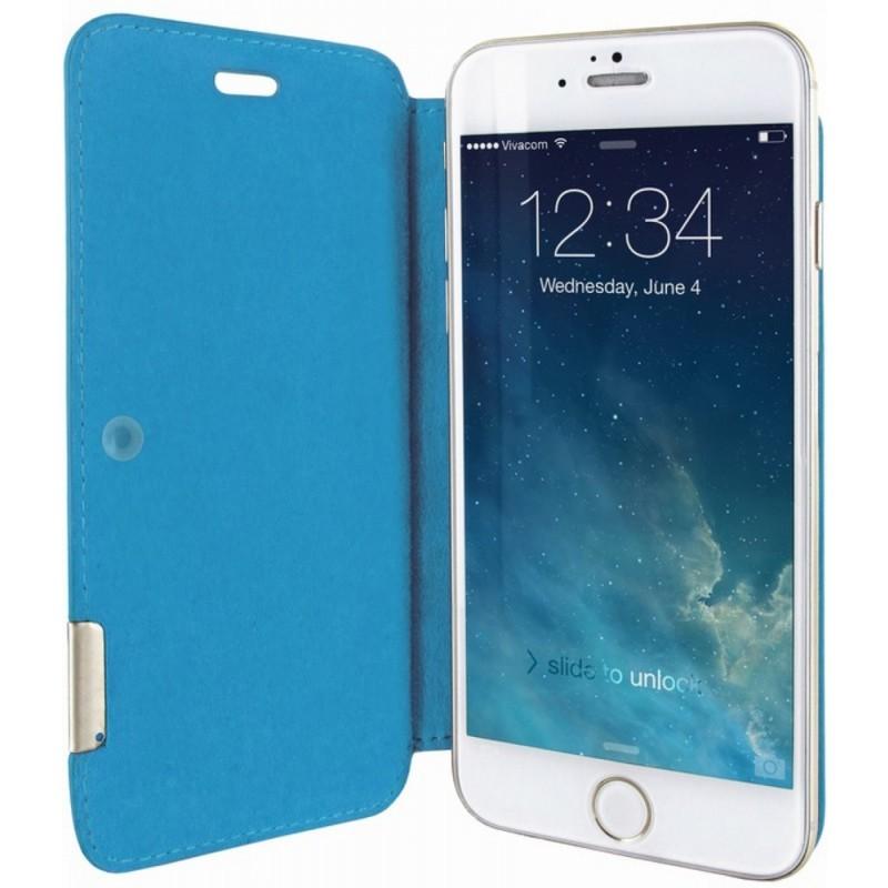 Piel Frama FramaSlim iPhone 6(S) hellblau