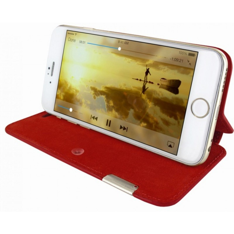 Piel Frama FramaSlim iPhone 6(S) rot