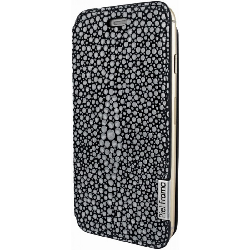 Piel Frama FramaSlim iPhone 6(S) Stingray schwarz