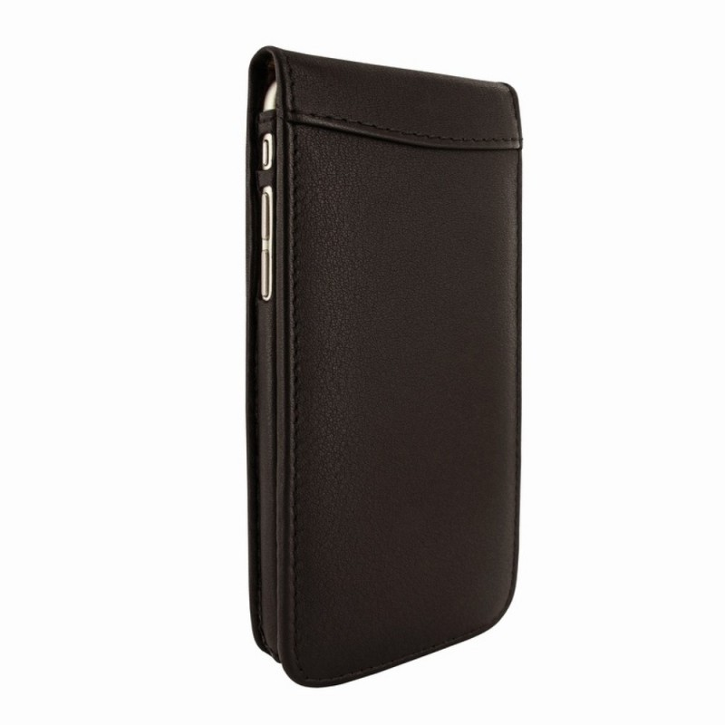 Piel Frama Magnetic Flipcase iPhone 6(S) Plus schwarz