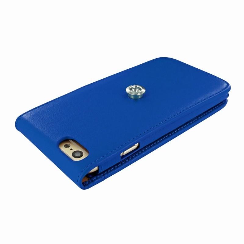 Piel Frama Magnetic Flipcase iPhone 6(S) blau
