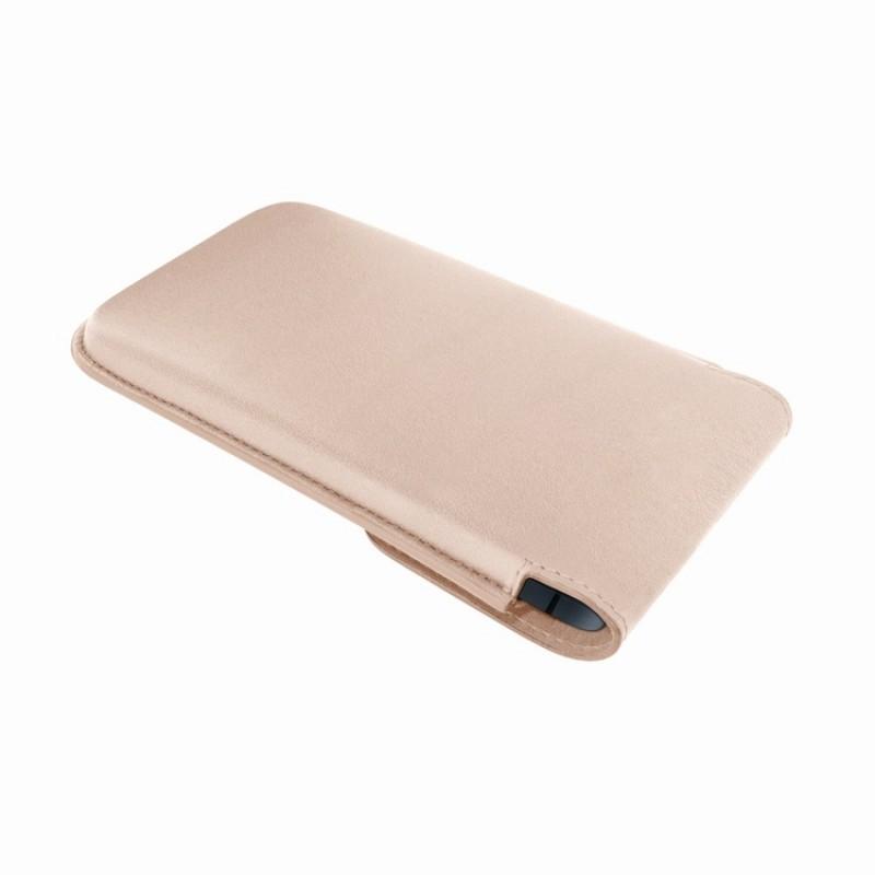 Piel Frama Unipur Sleeve iPhone 5(S)/C creme