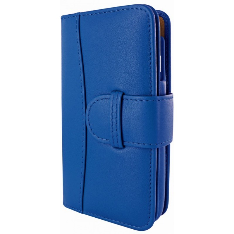 Piel Frama Wallet iPhone 6(S) blau
