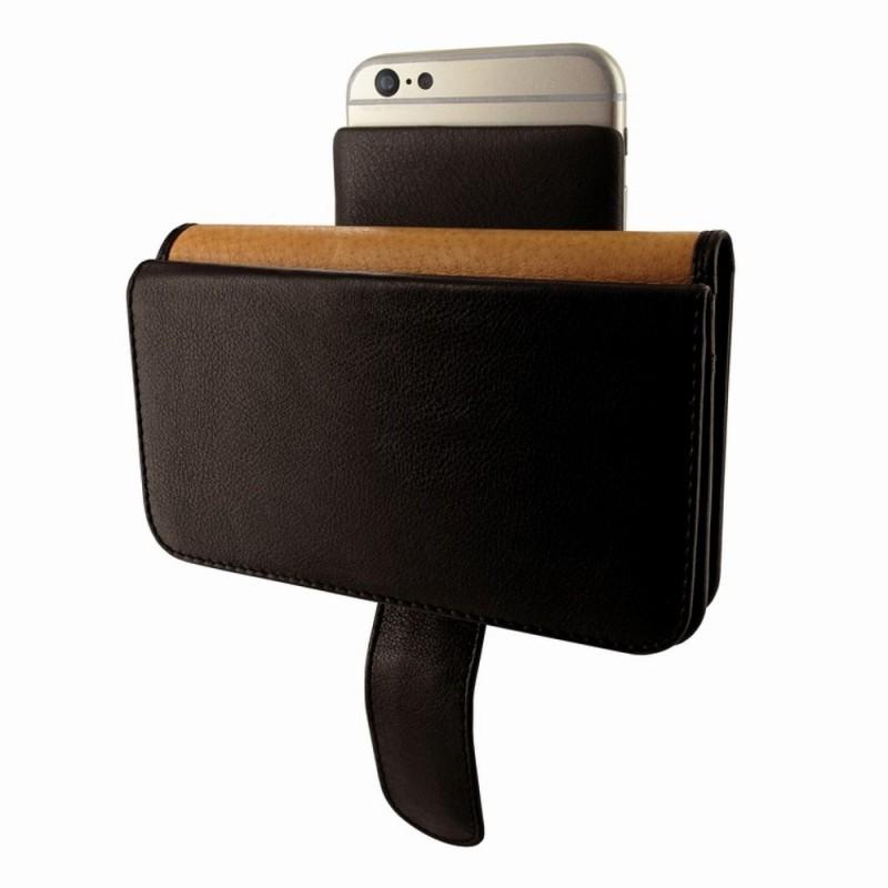 Piel FramaWallet iPhone 6(S) braun