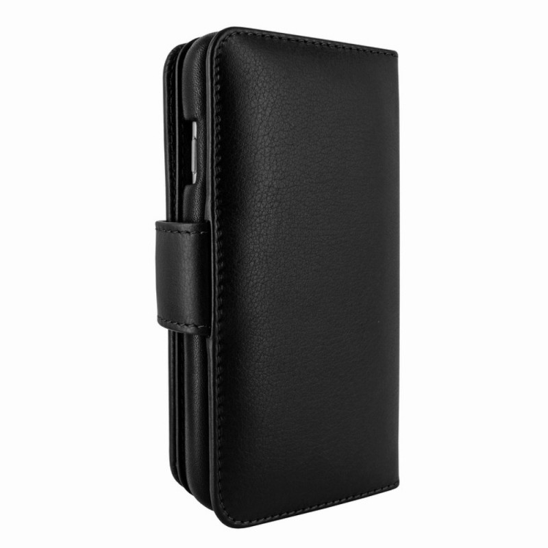 Piel Frama WalletMagnum iPhone 6(S) schwarz