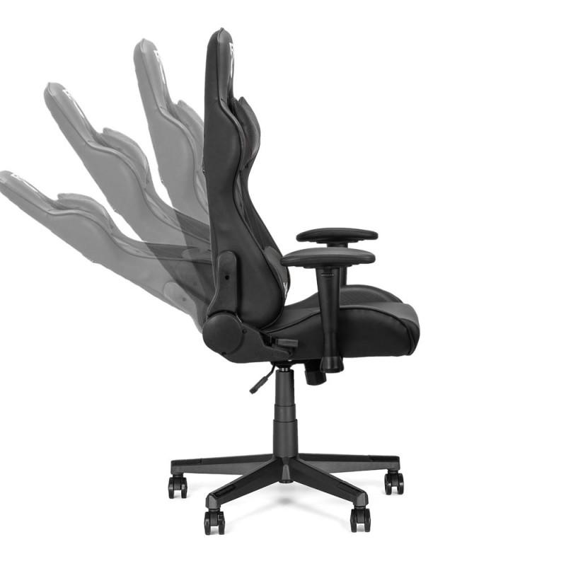 Ranqer Carbon Gaming Stuhl schwarz