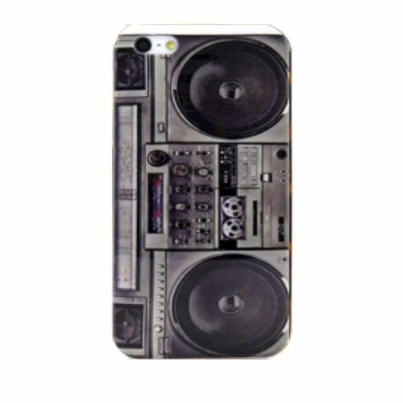 Retro Radio Case iPhone 5(S)/SE