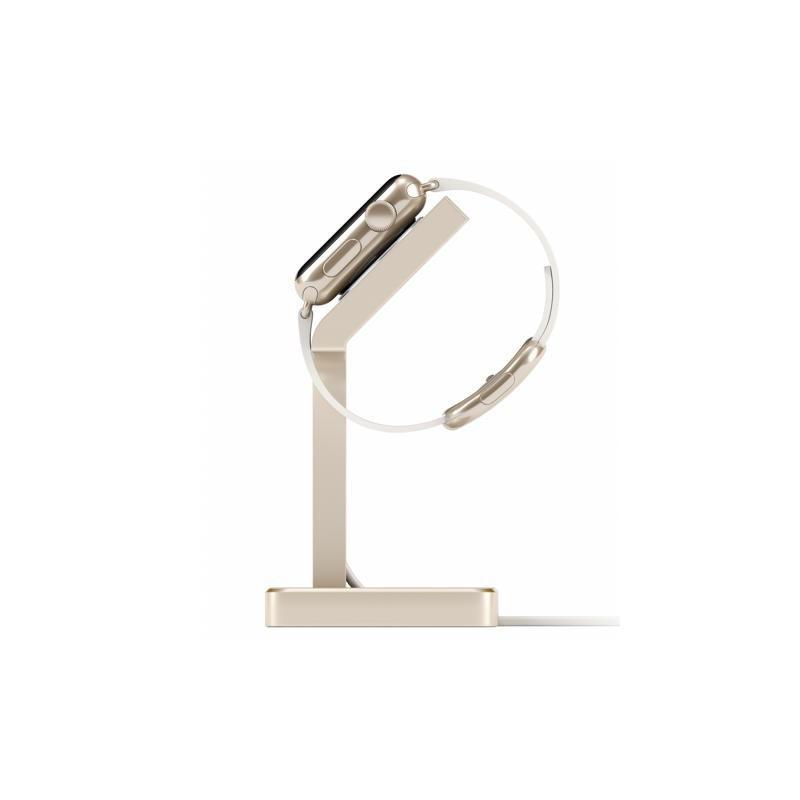 Satechi Aluminium Apple Watch Ständer Gold