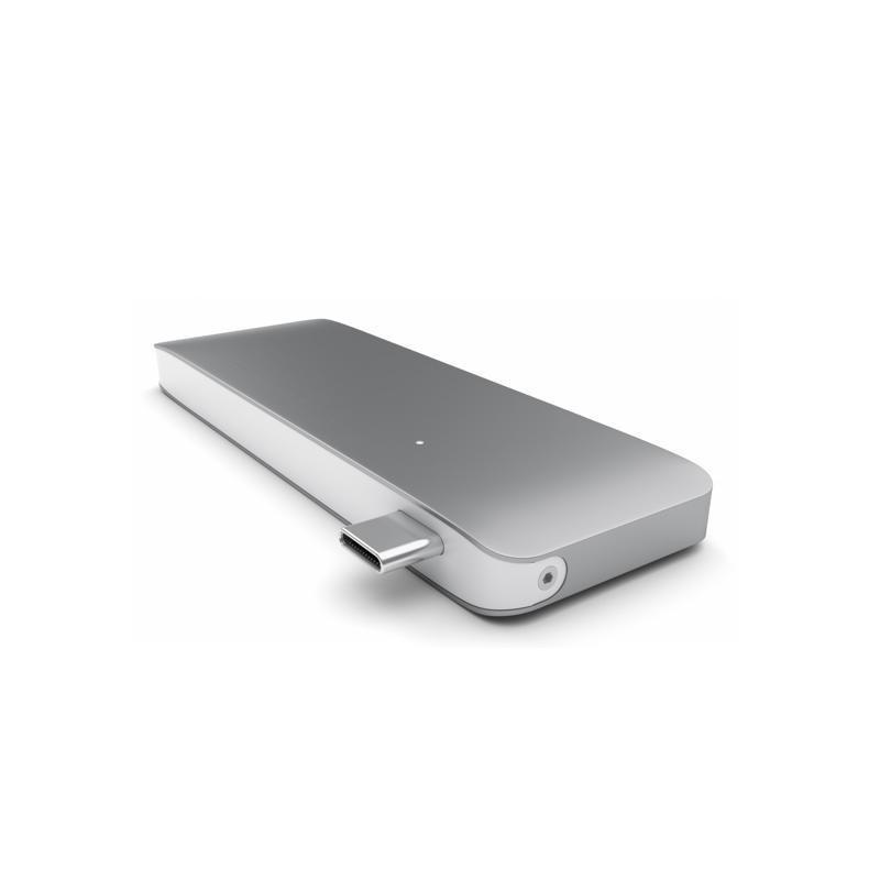 Satechi USB-C 3.0 Hub space gray