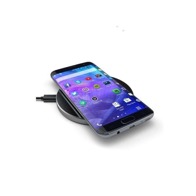 Satechi Wireless Charging Pad Space Gray (kabellose Aufladestation)