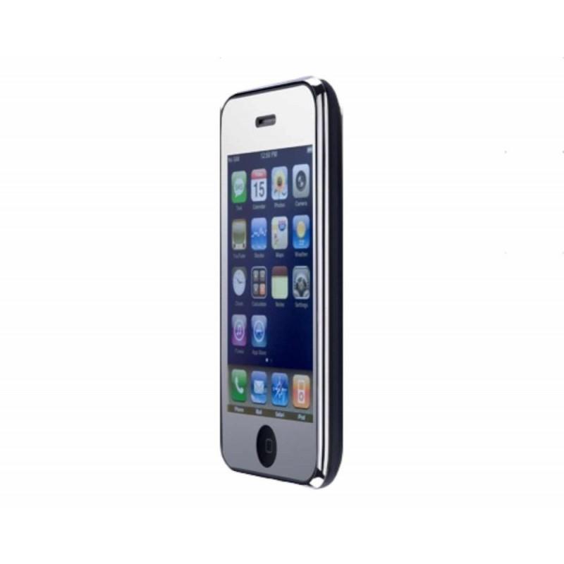 Displayschutzfolie Spiegel iPhone 3G (Vorderseite)