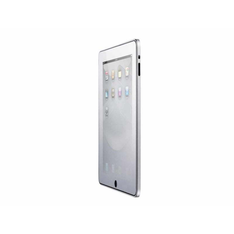 Displayschutzfolie Spiegel iPad 1 (Vorderseite)