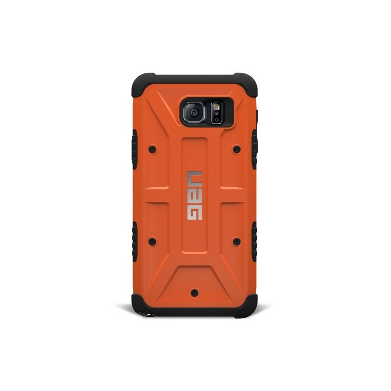 Urban Armor Gear Outland Galaxy Note 5 Rust