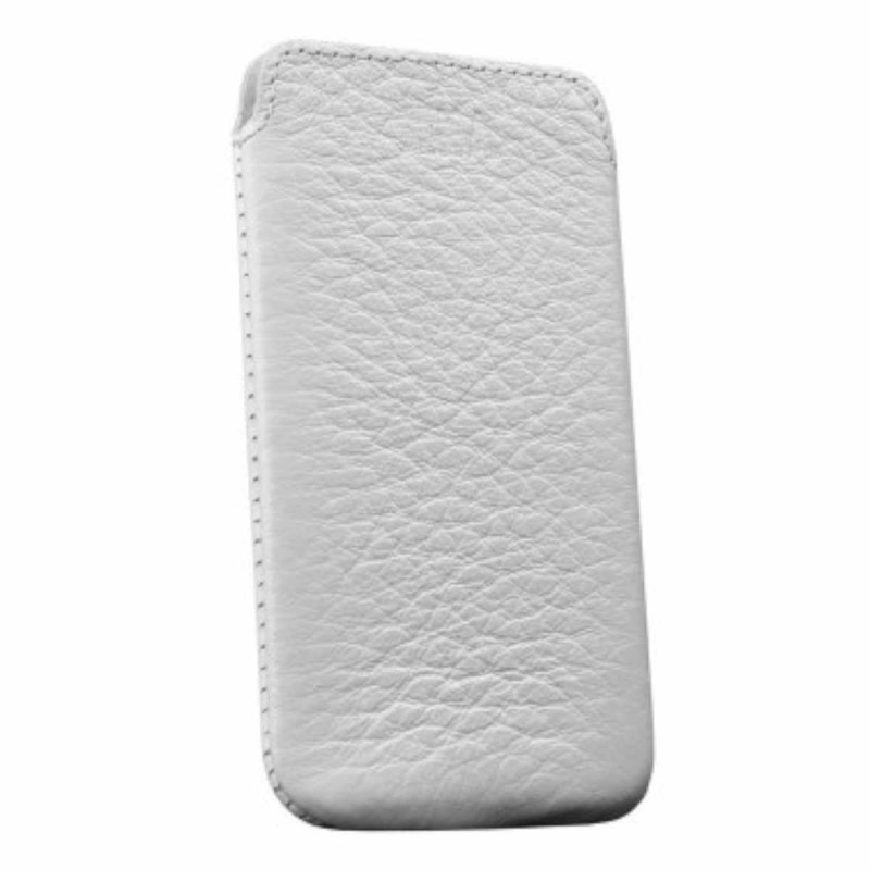 Sena UltraSlim Pouch Leder iPhone 4(S) weiß