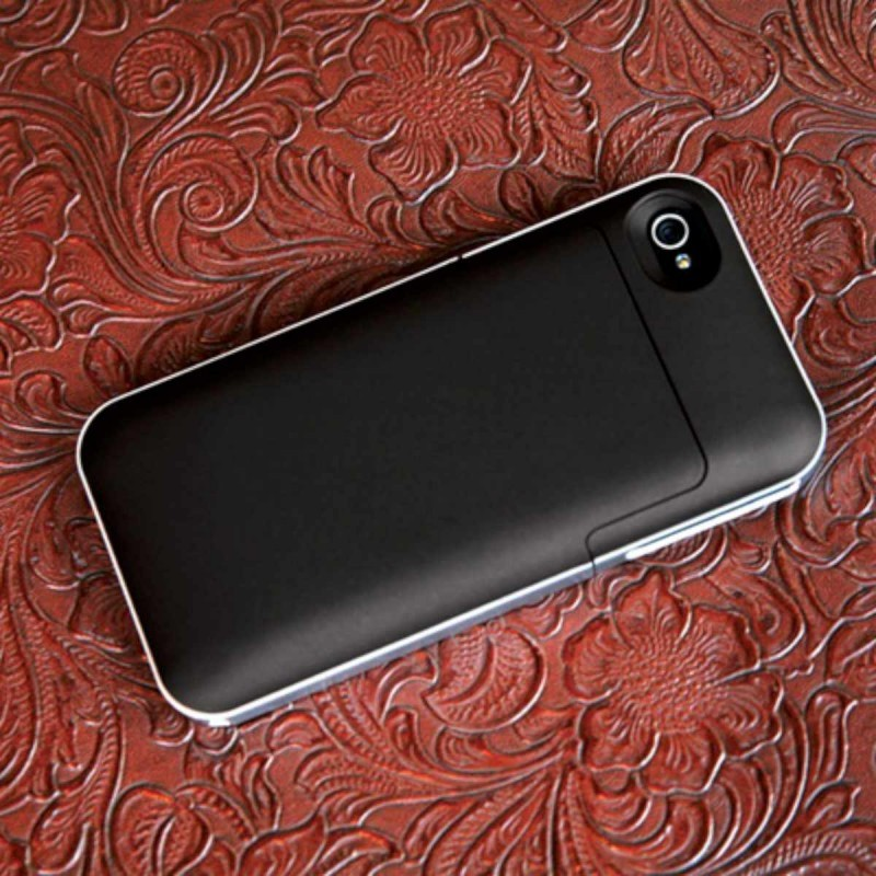 Mophie Juice Pack Air iPhone 4(S) schwarz