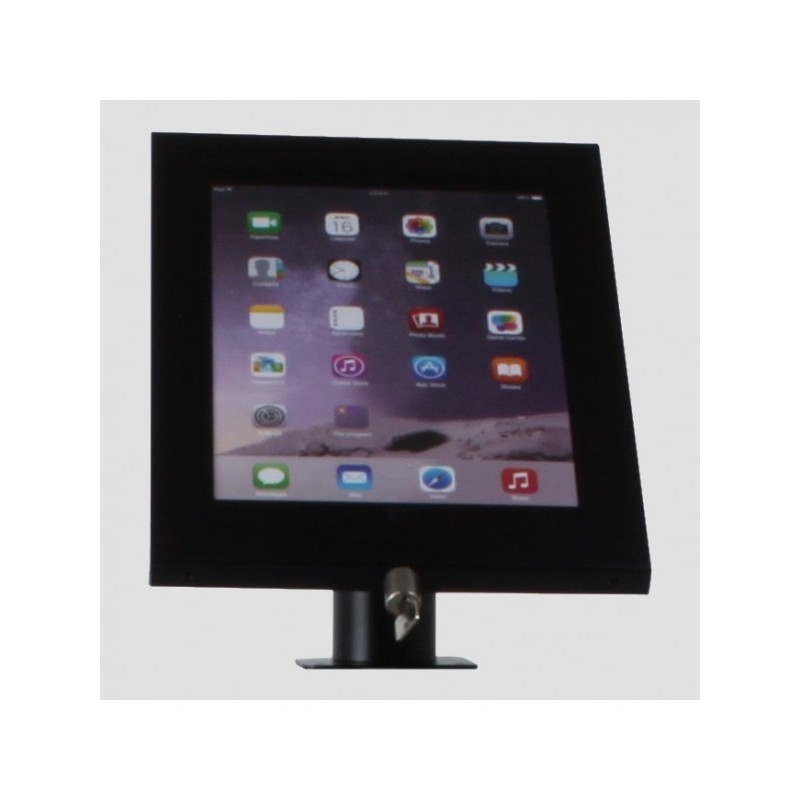 Wandhalterung / Tischständer Securo iPad Pro 12.9 / Surface Pro schwarz