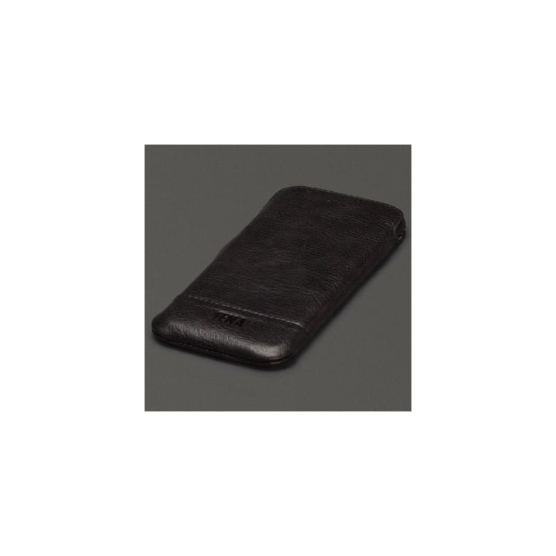 Sena UltraSlim Lederhülle Schwarz iPhone 6(S)