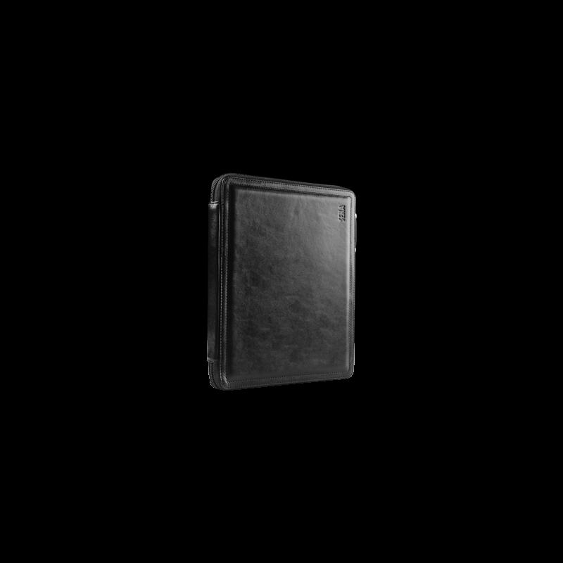 Sena Magia Zip Leder Case iPad 2/3/4 schwarz