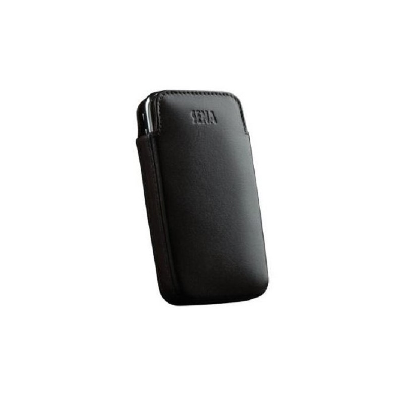 Sena UltraSlim Pouch Leder iPhone 3(S) weiß