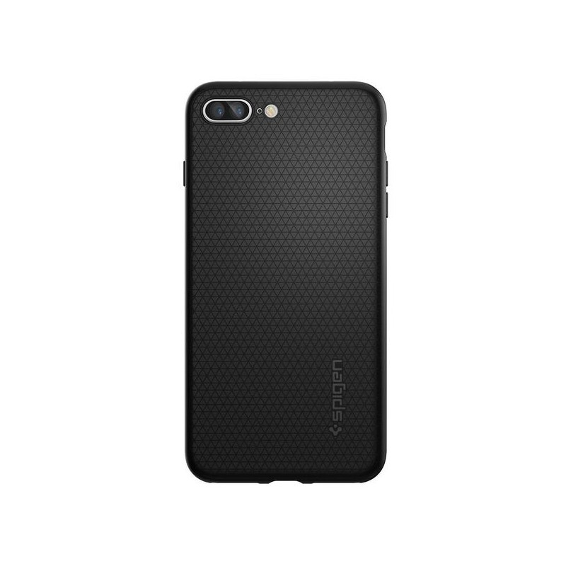 Spigen Liquid Armor iPhone 7 Plus schwarz
