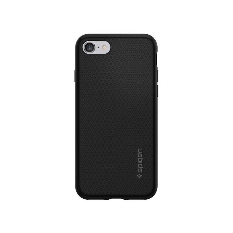 Spigen Liquid Armor iPhone 7 / 8 / SE 2020 schwarz