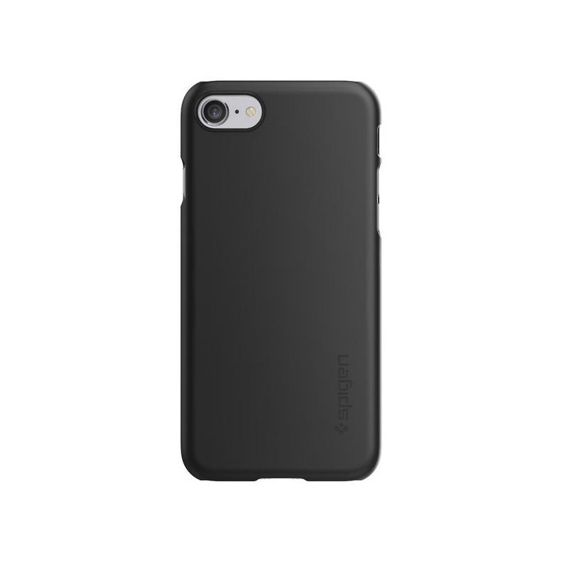 Spigen Thin Fit iPhone 7 schwarz