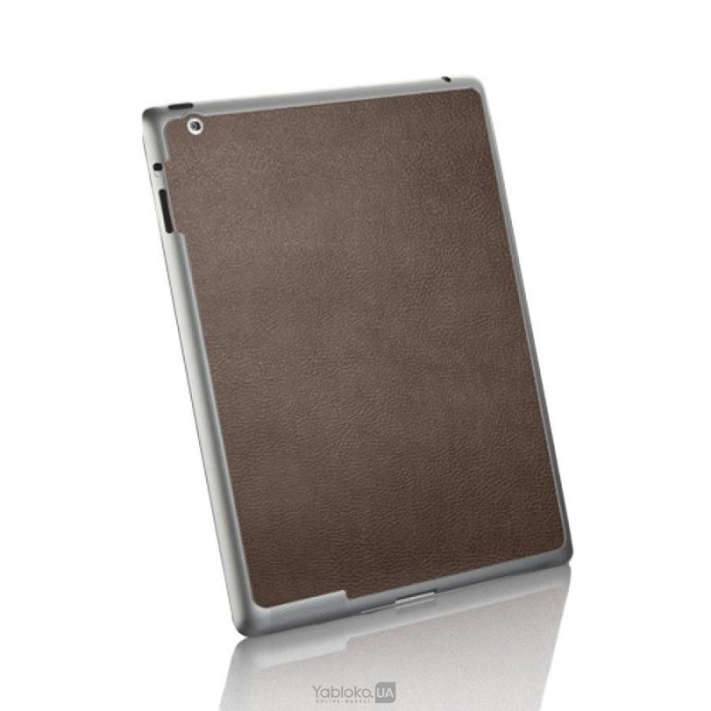 Spigen Skin Guard Leather iPad 2 braun