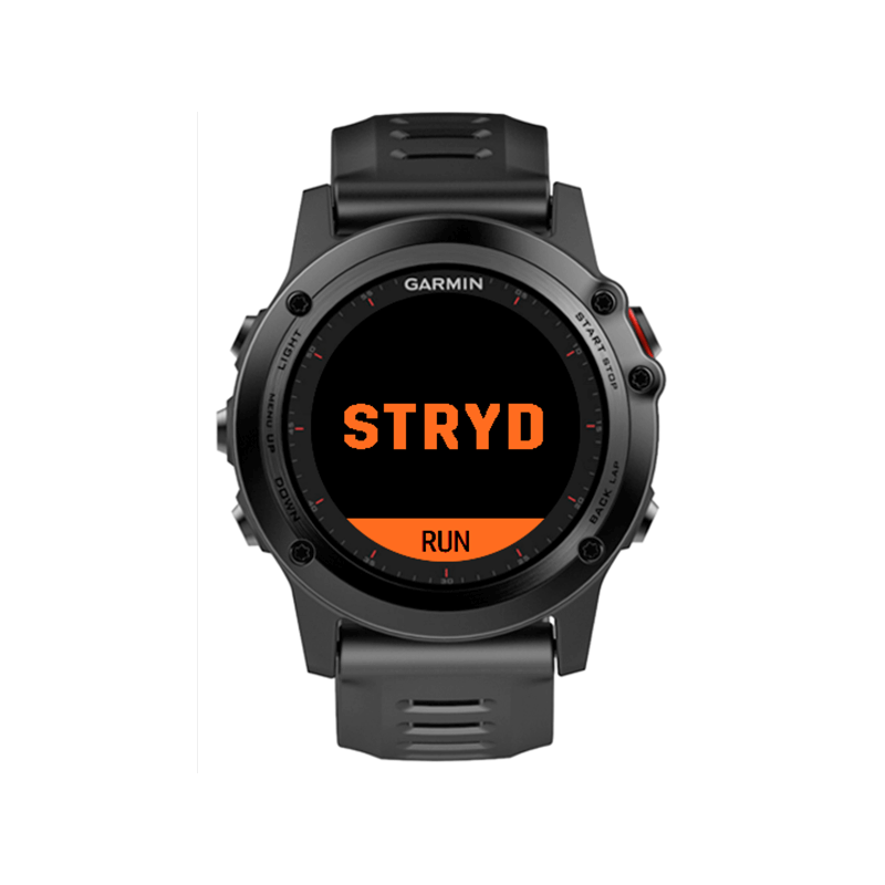 Stryd Footpod Powermeter with Wind Detection