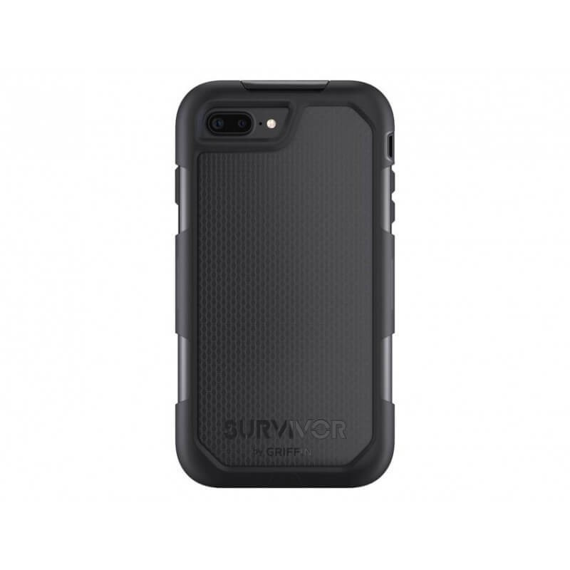 Griffin Survivor Summit case iPhone 7 Plus schwarz