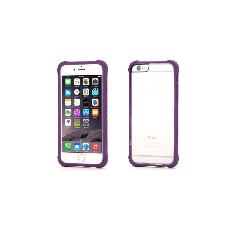 Griffin Survivor Core Hardcase iPhone 6 (S) violett