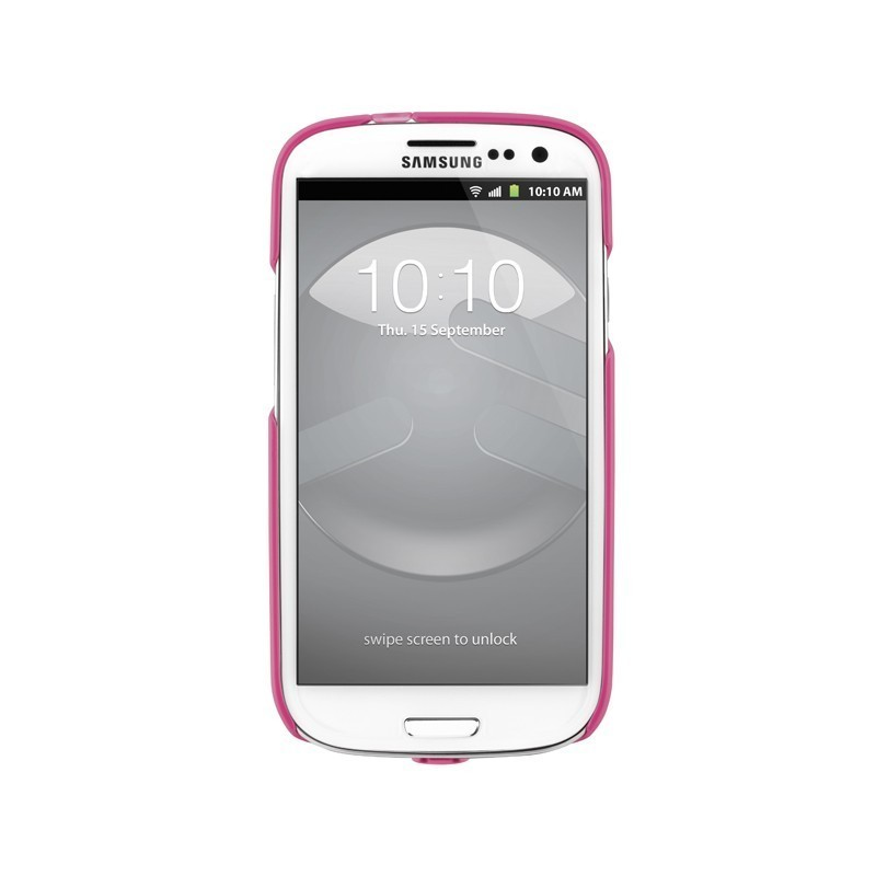 Switch Easy NUDE Galaxy S3 Fuchsia Pink