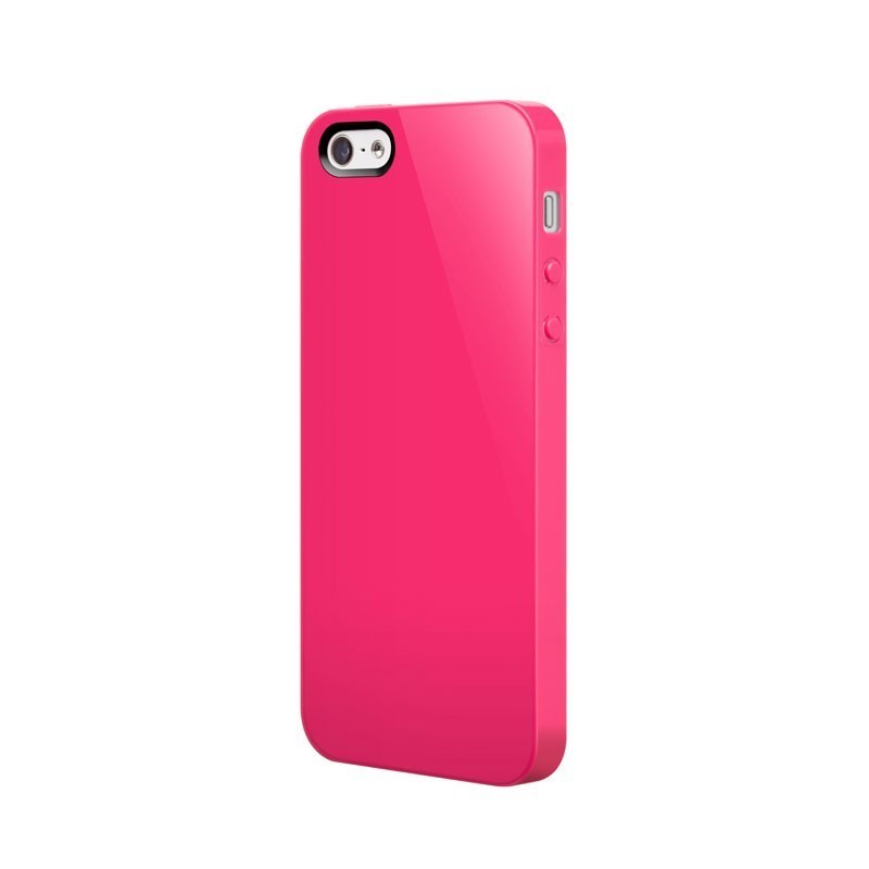 Switch Easy NUDE iPhone 5(S) Fuchsia