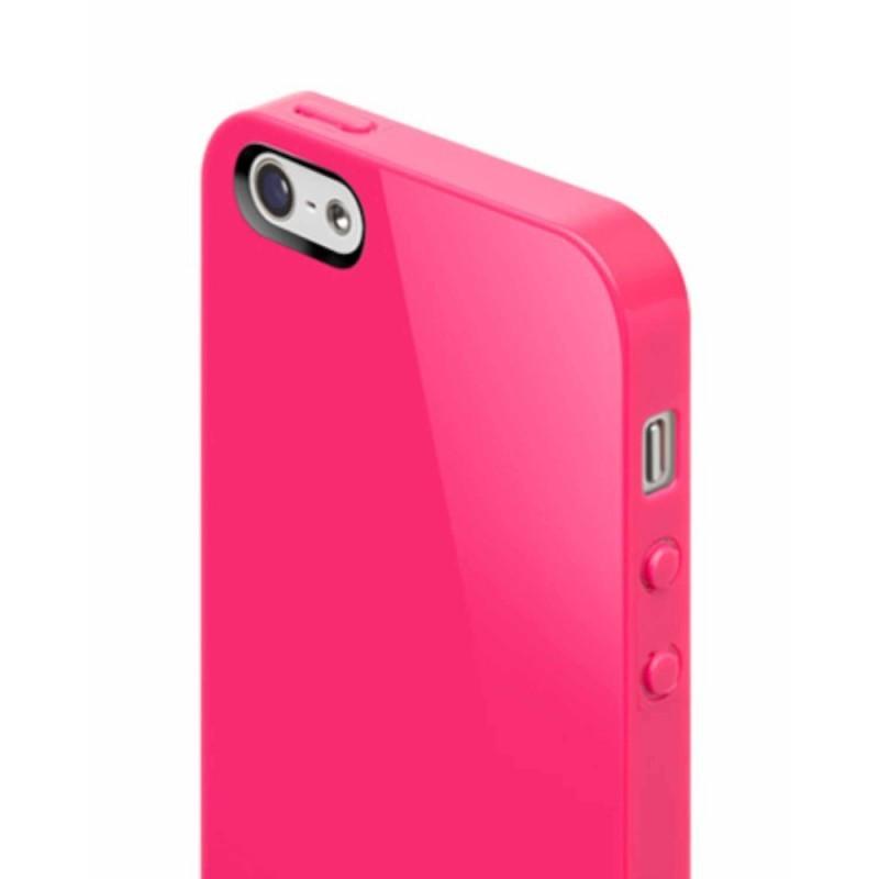 SwitchEasy Nude Hard Case iPhone 5(S)/SE rosa