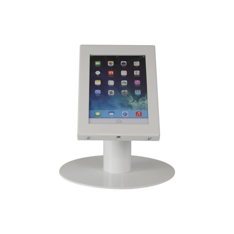 iPad Mini und Galaxy Tab 3 Tischständer Securo weiß